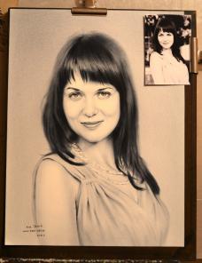Заказ портрет по фото Брянске