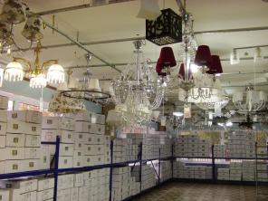 Продажа бытовых декоративных светильников