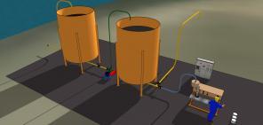 Оборудование производства пастообразных удобрений из сапропеля