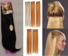 Продажа. Накладные волосы на заколках (трессы). Доставка по России