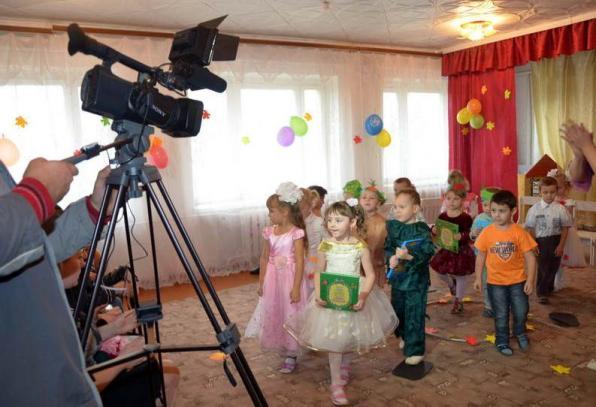 Видеосъемка и Фотосъёмка Детского Новогоднего и Выпускного утренника
