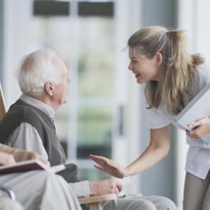 Уход за больными и пожилыми людьми!