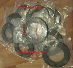 Томозные диски и колоди лебедки для Tadano, Unic, Maeda