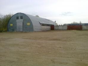 Ангар 540м2 с оборуд-ем и территорией в г. Богородск Нижегороской обл.