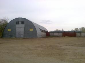 Производственно складская база 1300м2 в г. Богородск Нижегороской обл.