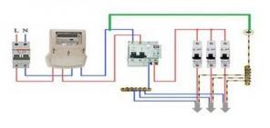 Услуги электрика ремонт помещений