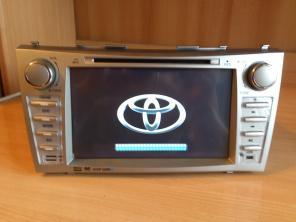 Штатное головное мультимедийное устройство Toyota Camry (40,45 кузов)