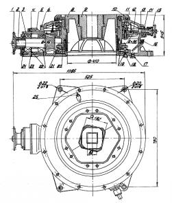 Ротор Р-410 (БА15. 3Асб)