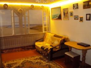 Мисхор- Большая Ялта-Крым. Однокомнат. кв. для отдыха на море