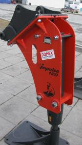 Гидромолот Impulse 150 для экскаватора-погрузчика