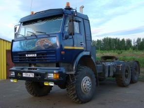 Модернизация и поставка КАМАЗ 4310 44108 55111 65115 6520 и полуприцеп