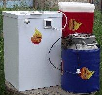 Декристаллизатор для меда ФлексиХИТ для щадящего расплава меда