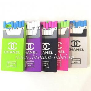 Чехлы Chanel для смартфонов