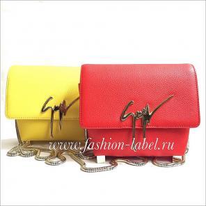 Купить модные сумки класса люкс от Giuseppe Zanotti