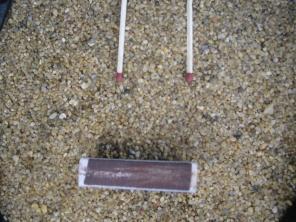 Песок крупного и среднего модуля