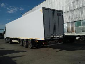 Производство и ремонт изотермических фургонов