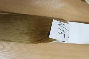 Искусственные волосы на заколках 75 см