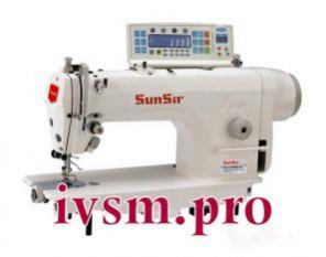 Промышленная швейная машина с автоматическими функциями