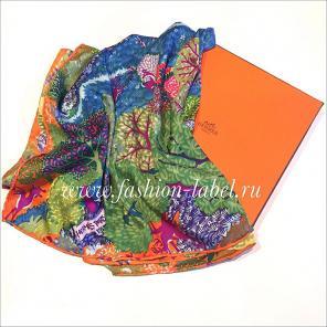 Кашемировые, шелковые платки Chanel, Burberry, Louis Vuitton купить