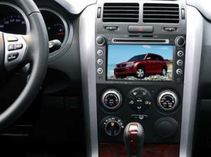 Штатная автомагнитола Suzuki Grand Vitara (05-12г).Мультимедийная GPS