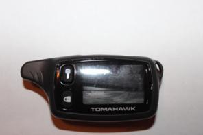 Корпус ЖК брелка Tomahawk TW9010.