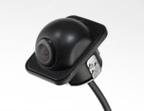 Камера заднего вида, цветная с рамкой безопасности.