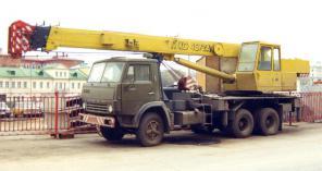Автокран 16 тонн Галинчанин кс - 4572А аренда