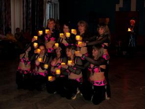 Обучение танцу живота в Обнинске