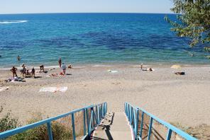 База экономного, семейного, пляжного отдыха на море.п. Николаевка.