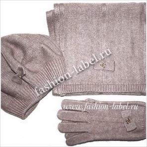 Распродажа шарфы, шапки, перчатки Chanel, Louis Vuitton