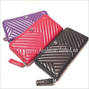 Кошелек Chanel ( Шанель ) купить в наличии, разные модели и цвета