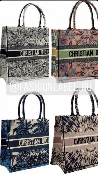 Кожаные сумки Dior, модели 2017 и классика, в наличии много расцветок