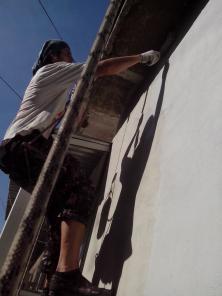 Работы, производимые на высоте, внутри и наружи зданий, домов и сооруж