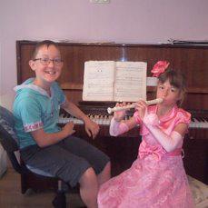 Фортепиано обучение игре. Вокал.