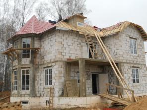 Строительство домов, бань, дач