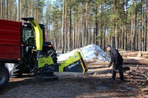 Дробилки древесины Stiler BX42,  BX62,  BX92 (Польша)