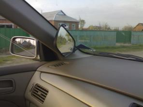 Продаю зеркало обгона Совиный глаз для праворульных японских авто