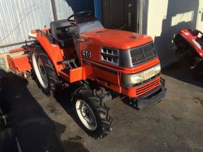 Вспашу землю мини-трактором с фрезой