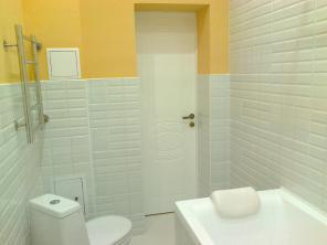"""Ремонт ванной комнаты и санузла под """"ключ"""""""