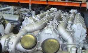 Срочно двигатель ЯМЗ 240НМ2- 500л/с на с ангарного хранения 2012 г.в.