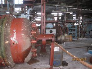 Химический реактор 10м3 куб. сталь 12х18н10т