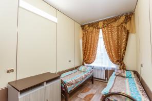 Хостелы Рус – Норильск. Двухместная комната посуточно. в г. Норильск.