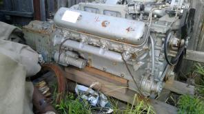 Продам двигатель ямз-238 с хранения без эксплуатации