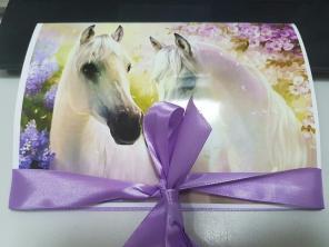 Подарочный сертификат на фотосессию с лошадьми