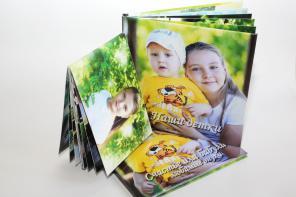 Печать и дизайн фотокниги с вашими фото