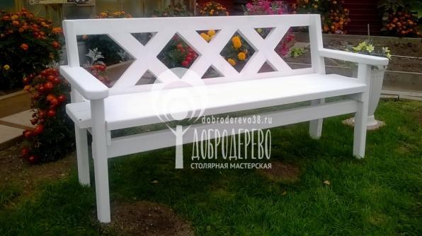 Садовая мебель на заказ