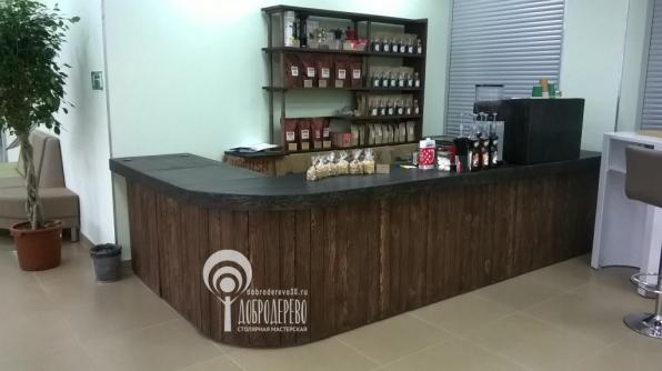 Мебель для кафе, баров из массива сосны