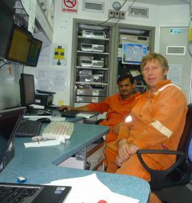 Системный оператор по мониторингу бурения нефтяных скважин