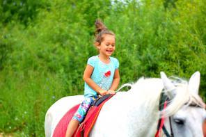 """Экскурсия от конного клуба """"Центавр""""-""""в гости к лошадке"""""""