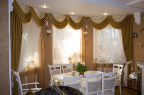 Пошив штор и другого домашнего текстиля